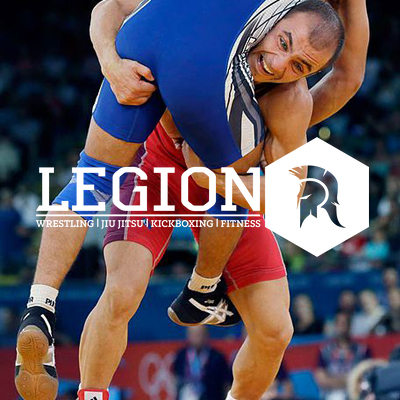 Picture of LEGION WRESTLING