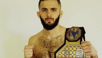 Sonmez is keen to progress with UFC career